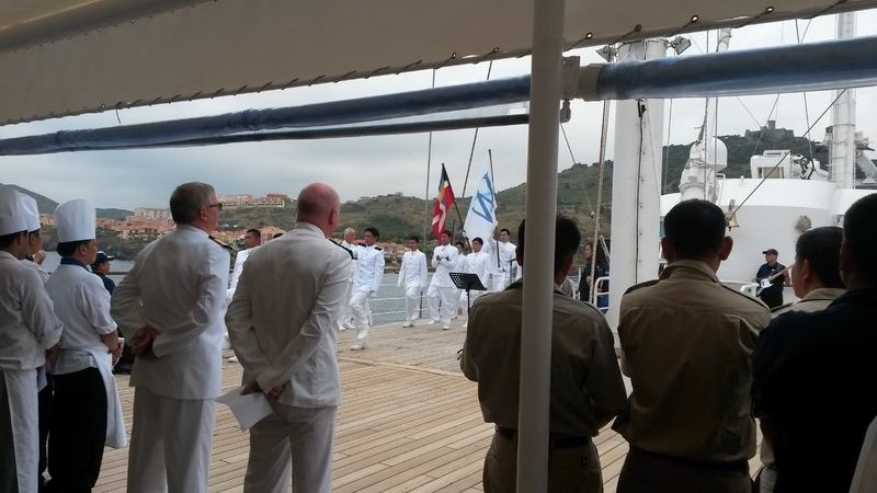 Philippines 171st independance ceremony on Windsurf