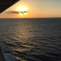 Sun Deck on Norwegian Getaway