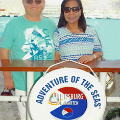 Philipsburg, St. Maarten - great pics at the Port..