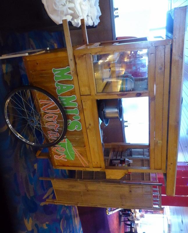Mami's Noodles - Lido Grand Voyage - Amsterdam