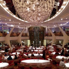 Main Dining Room on Celebrity Silhouette