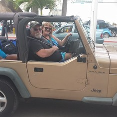 Cozumel Jeep Tour, ask for Marisol