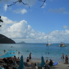 Tortola, British Virgin Islands - cane garden bay