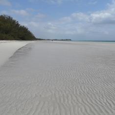 Freeport, Grand Bahama Island - Gold Rock Beach!