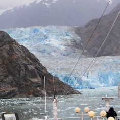 Cruise Sawyer Glacier - Fantastic scenery
