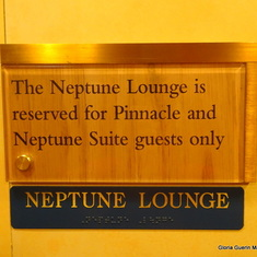 Signage by Neptune Lounge