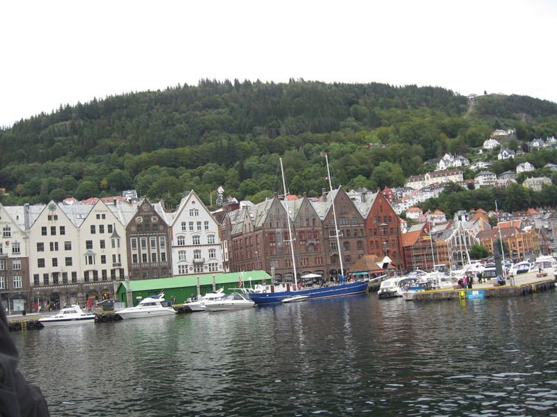 Bergen, Norway - Regal Princess