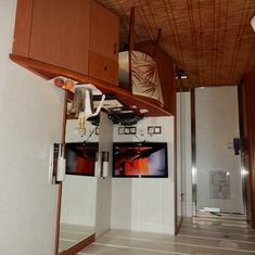 Television area