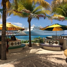 The beauty of Cozumel