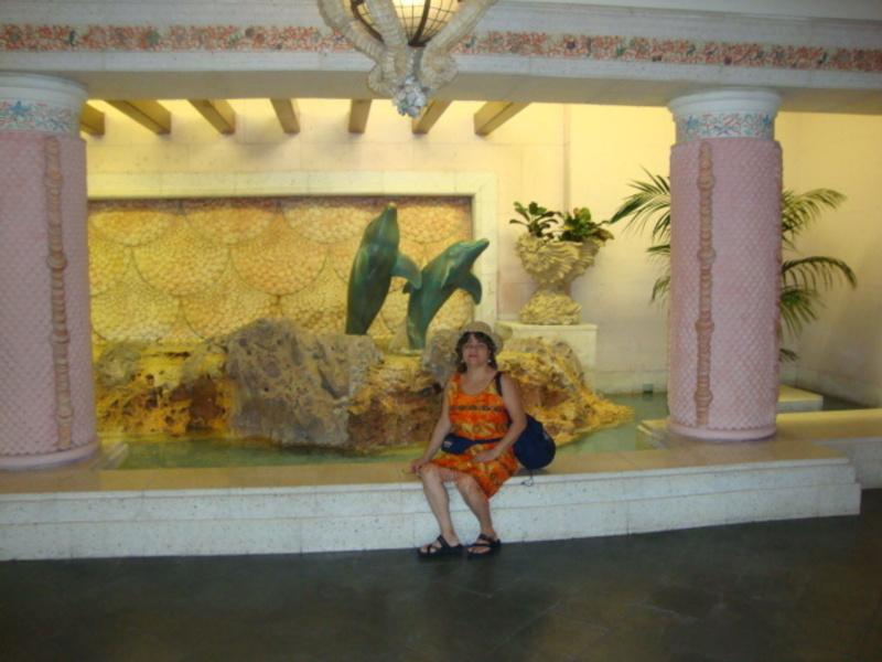 Visiting   Hotel  Atlantis @  Nassau - Norwegian Sky