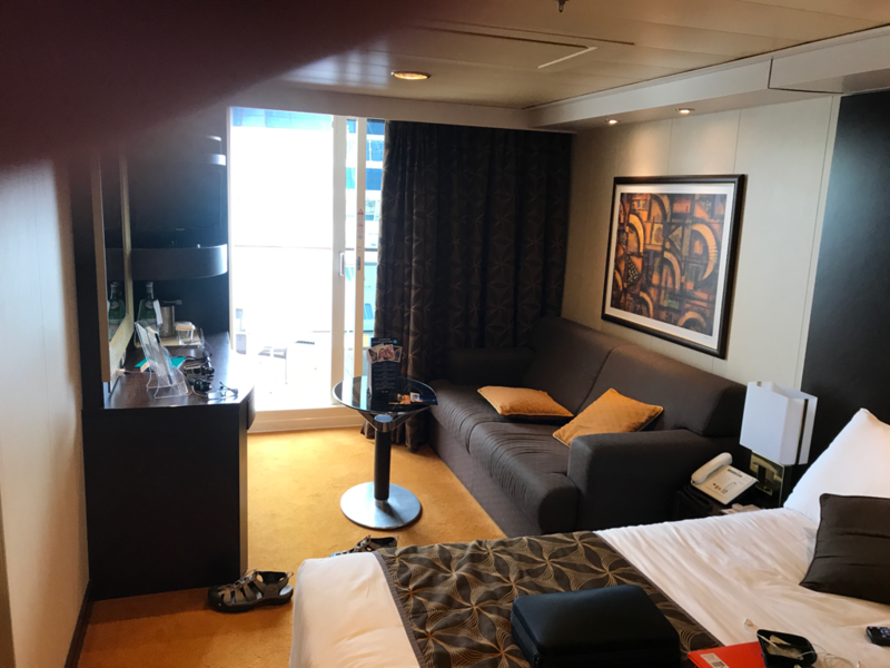 home interior pictures balcony cabin 12258 on msc divina category bw 12258