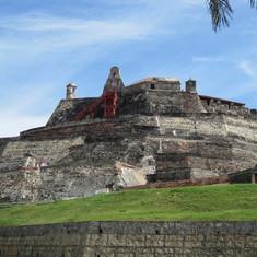 Castillo de San Felipe de Barajas, fortress in Cartagena