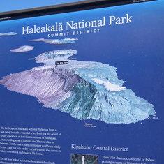 Haleakala Park