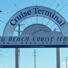 Long Beach (Los Angeles), California - Starting our vacation