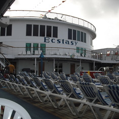 cruise on Carnival Ecstasy to Caribbean