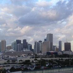 return to Miami