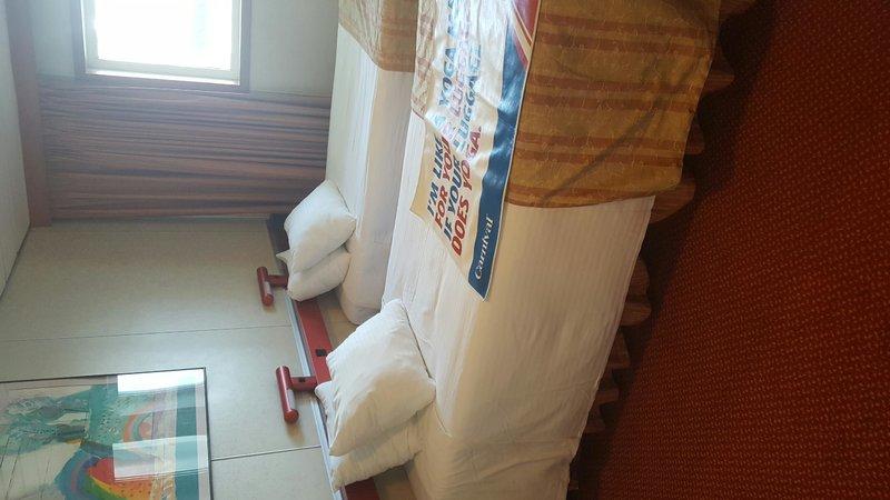 Carnival Sensation cabin E257