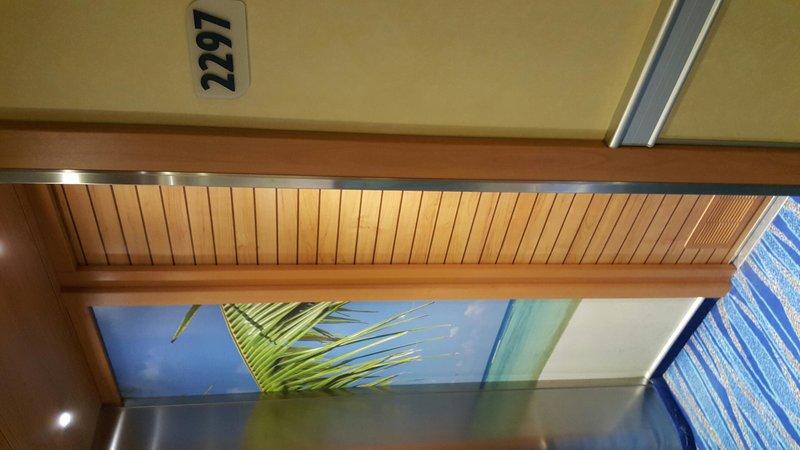 Carnival Breeze cabin 2297