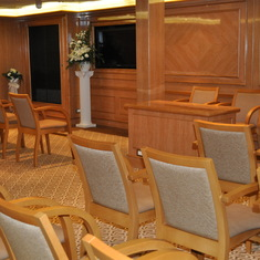 Wedding chapel on Royal Princess
