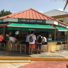 Port of Happy Hour, St. Maarten