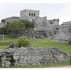 Cozumel, Mexico - Tulum Ruins
