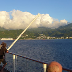 St Thomas Departure