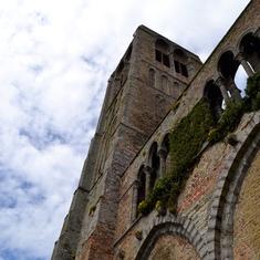 Zeebrugge (Bruges), Belgium - Belgian church