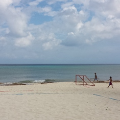 Beach at Melia Vacation Club Cozumel