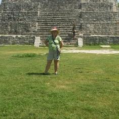 Progreso (Merida), Mexico - Dzibilchaltun Ruins