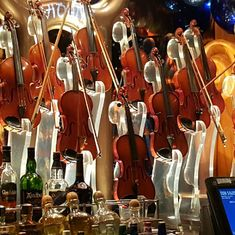 The Violin Bar