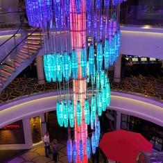 The Atrium on Norwegian Getaway