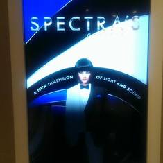 Spectra's - Random, but great show