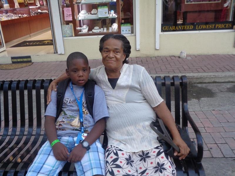 Basseterre, St. Kitts - Granny