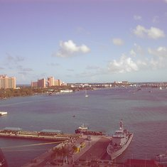 Nassau, Bahamas - Atlantis Resort As Seen From My Balcony