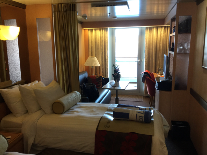 Suite 7053 on Volendam, Category AA