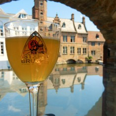 Liquid Lunch; Bruges