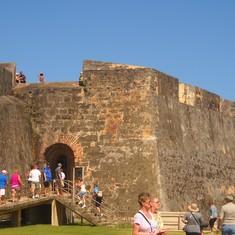 San Juan, Puerto Rico - Fort San Cristobal