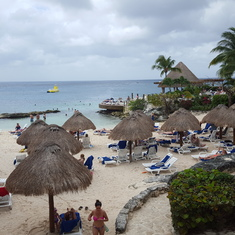 Cozumel was beautiful.