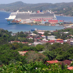Coxen Hole, Roatan, Bay Islands, Honduras - ROATAN HARBOR
