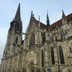 Regensburg - Cathedral