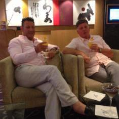 Shaker''s Martini Bar on Norwegian Epic