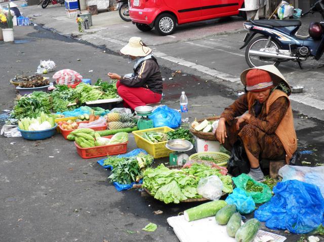 Da Nang Street Market