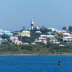 St Davids Lighthouse in Bermuda