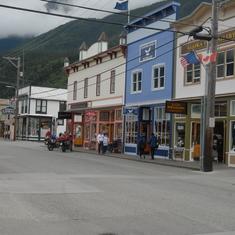 Skagway, Alaska - Skagway