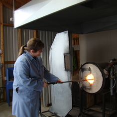 Shore Excursion: Glass Blowing in SKAGWAY