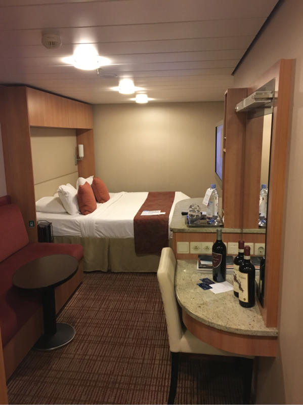 Ocean View 8 (08) Celebrity Summit Cabin ... - Cruise Critic