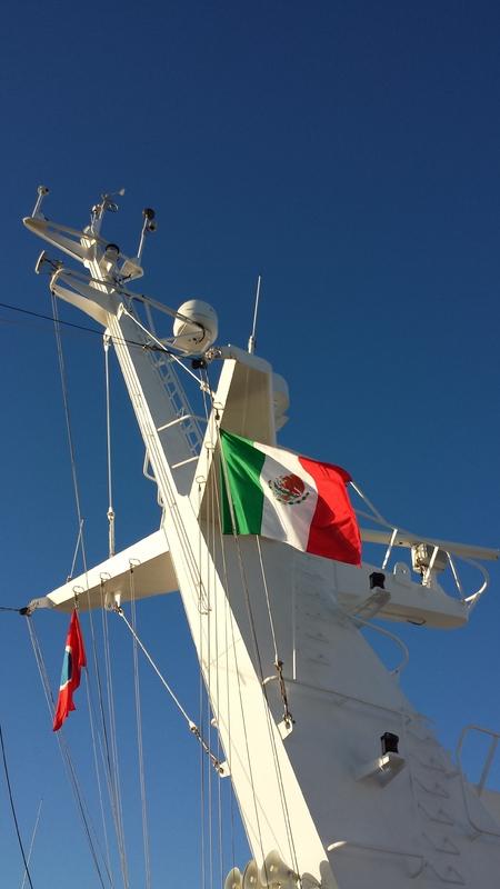 Ensenada, Mexico - while docked in ensenada