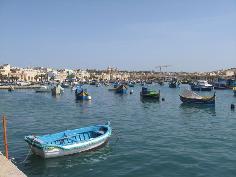 Valletta, Malta - Malta