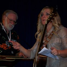 Rhonda Vincent and Me