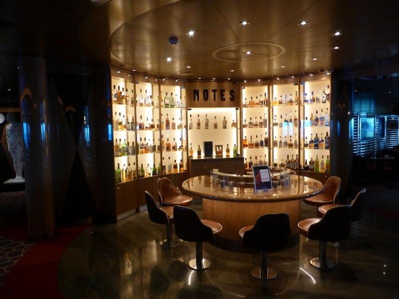 Whiskey Tasting - Koningsdam